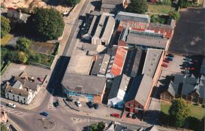 Aerial Photograph 1037