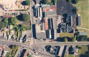 Aerial Photograph 1038