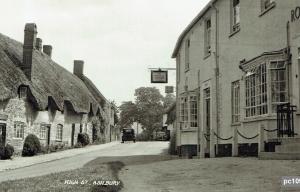 Ashbury Postcard 109