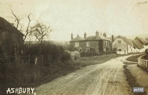 Ashbury Postcard 112