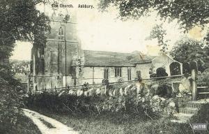 Ashbury Postcard 118