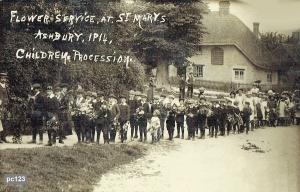 Ashbury Postcard 123