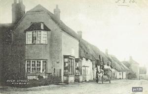 Ashbury Postcard 125
