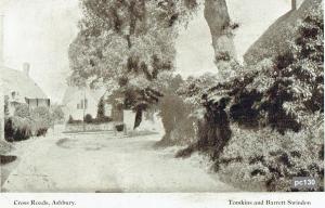 Ashbury Postcard 130