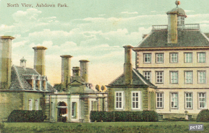 Ashdown Park Postcard 127