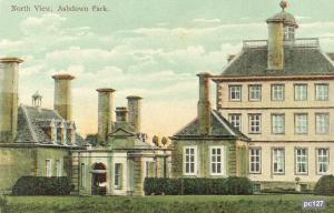 Ashdown Park Postcard 127