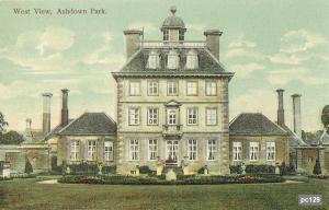 Ashdown Park Postcard 129