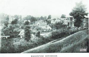 Bishopstone Postcard 150