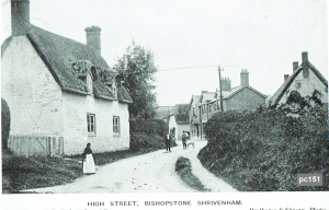 Bishopstone Postcard 151