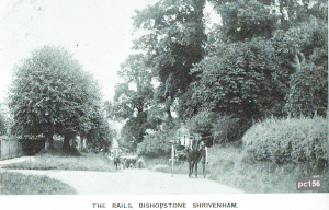 Bishopstone Postcard 156