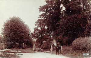 Bishopstone Postcard 158