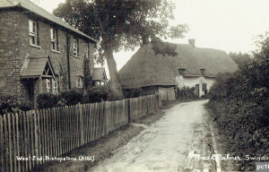 Bishopstone Postcard 160