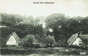 Bishopstone Postcard 161