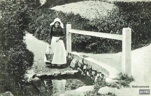 Bishopstone Postcard 162