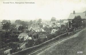 Bishopstone Postcard 163