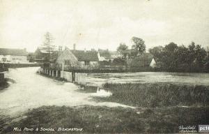 Bishopstone Postcard 167