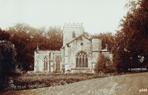 Bishopstone Postcard 426