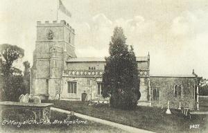 Bishopstone Postcard 427
