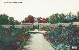 Buscot Postcard 215