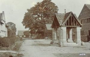 Buscot Postcard 216