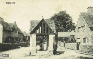 Buscot Postcard 217