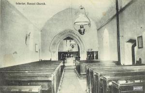 Buscot Postcard 227