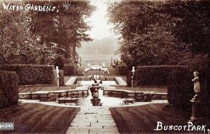 Buscot Postcard 243