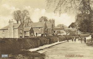Coleshill Postcard 191