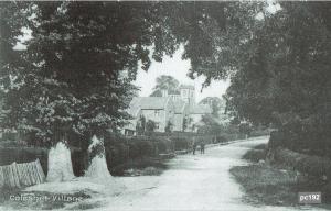 Coleshill Postcard 192
