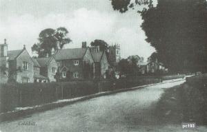 Coleshill Postcard 193