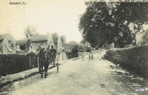 Coleshill Postcard 195