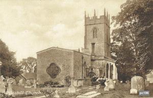 Coleshill Postcard 196