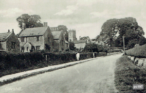 Coleshill Postcard 197