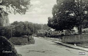 Coleshill Postcard 198