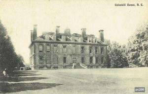 Coleshill Postcard 200