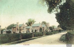 Coleshill Postcard 204