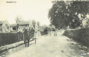 Coleshill Postcard 205