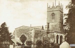 Coleshill Postcard 206