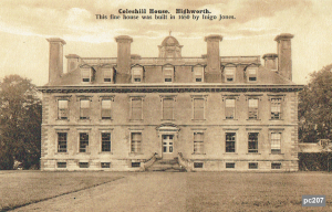 Coleshill Postcard 207
