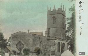 Coleshill Postcard 211