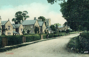 Coleshill Postcard 440