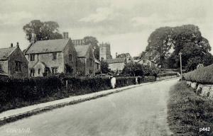 Coleshill Postcard 442