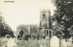 Coleshill Postcard 445