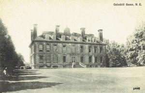 Coleshill Postcard 446