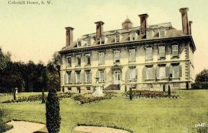 Coleshill Postcard 447