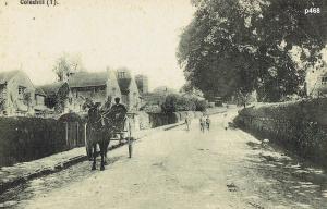 Coleshill Postcard 468