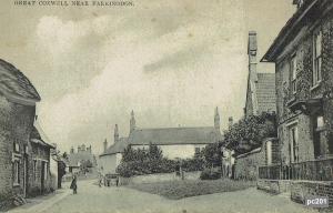 Coxwell Postcard 201