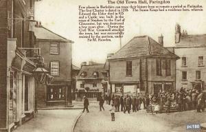 Faringdon Postcard 180