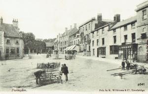 Faringdon Postcard 341