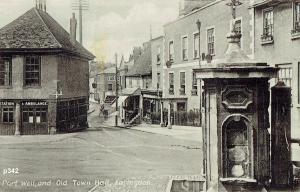 Faringdon Postcard 342